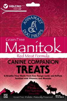 Manitok Grain Free Treats