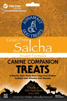 Salcha Grain Free Treats
