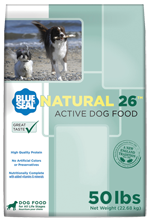Blue Seal Natural 26 Dog Food