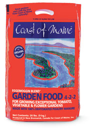 Coast of Maine Eggemoggin Garden Fertilizer
