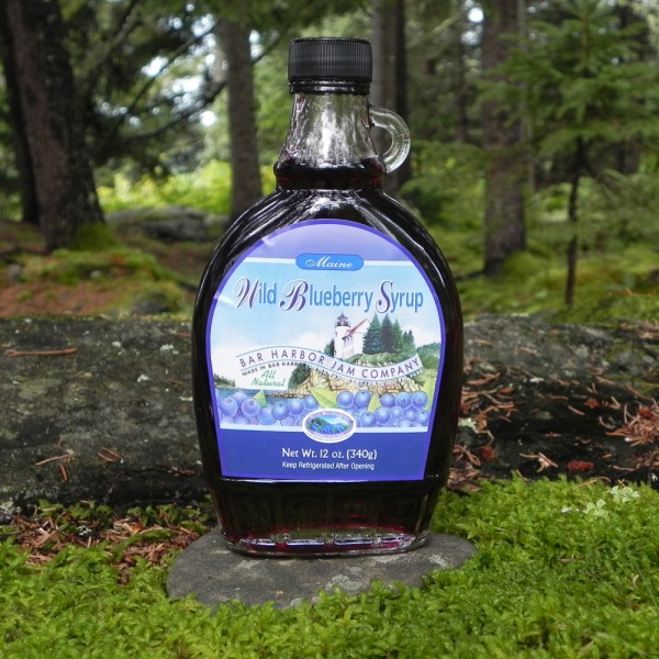 Bar Harbor Blueberry Syrup