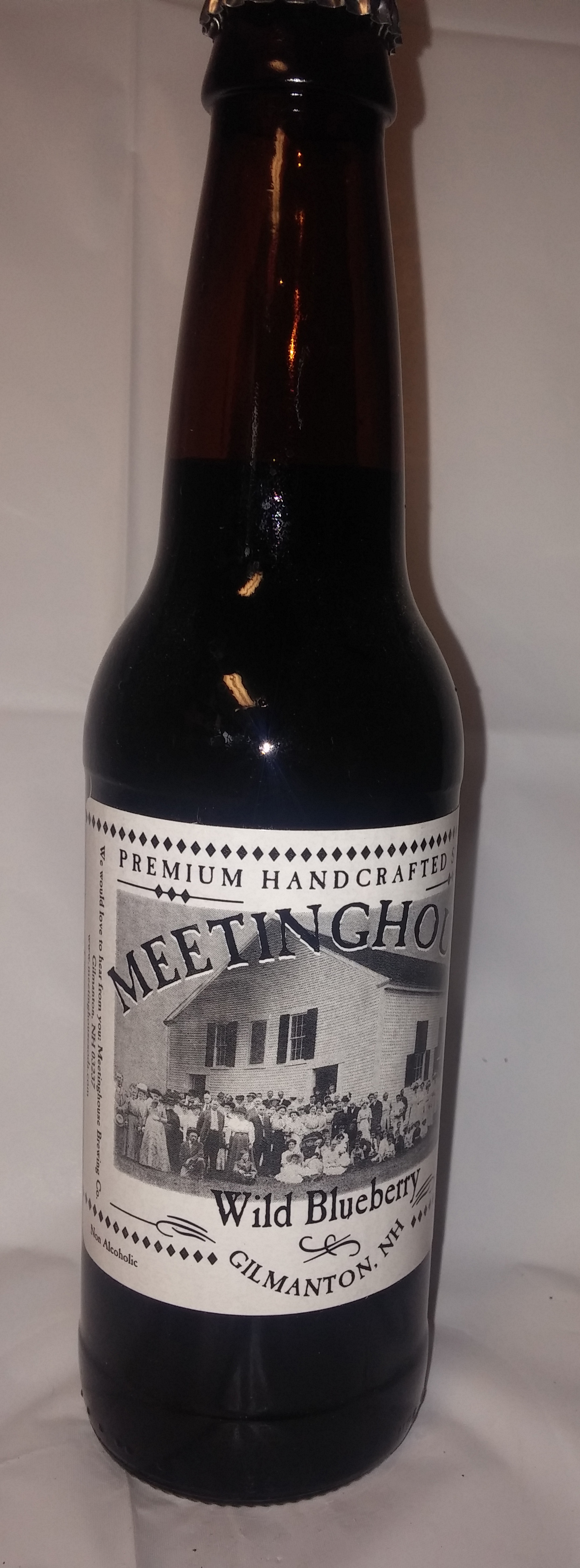Meetinghouse Hand Crafted Sodas