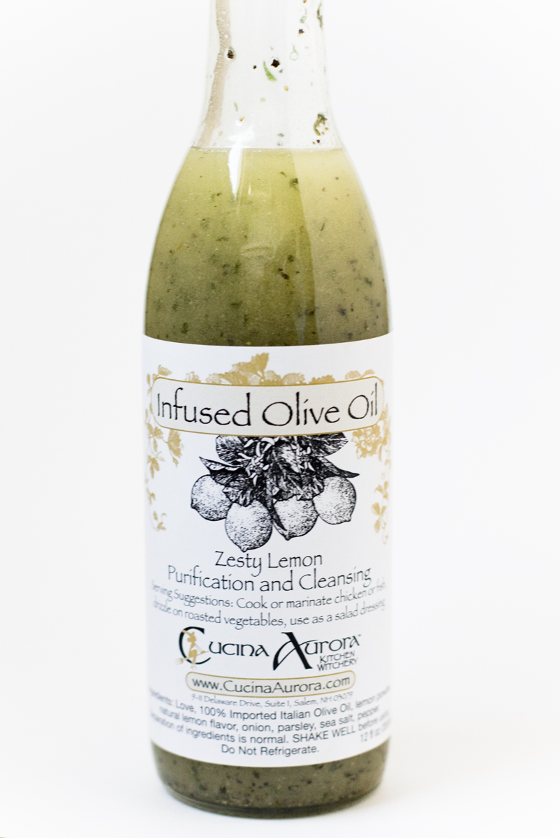 Cucina Aurora Infused Olive Oils