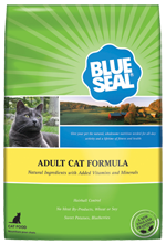 20lb - Blue Seal - Adult Cat Formula