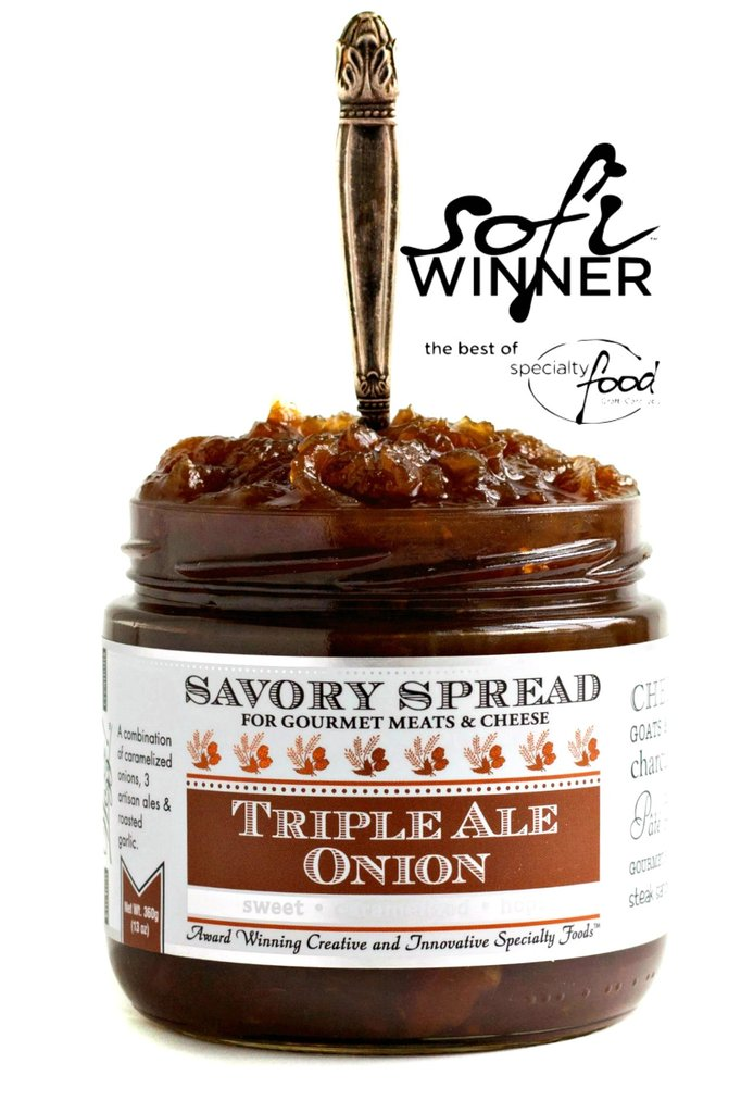 Triple Ale Onion Spread