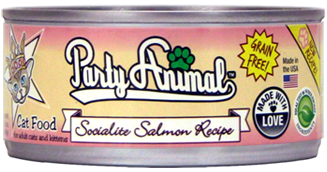 Party Animal Socialite Salmon - 5oz