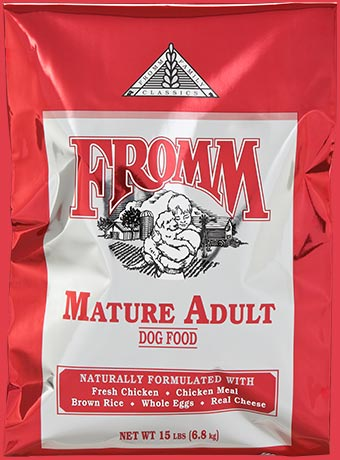 fromm dog food