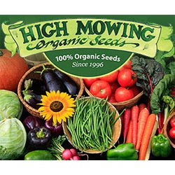 High Mowing Organic & Non-GMO Seeds