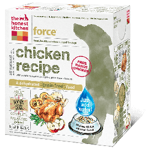 Force: Grain Free Chicken Recipe 2lb