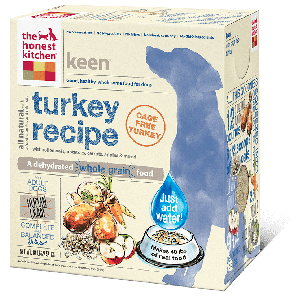 Keen: Whole Grain Turkey Recipe 2lb